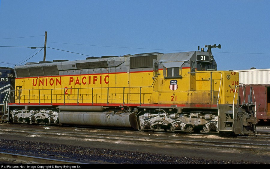 Union pacific stock options