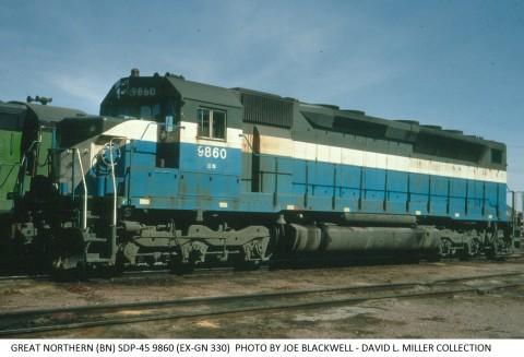 Santa Fe News >> Great Northern | Midwestern Model Works