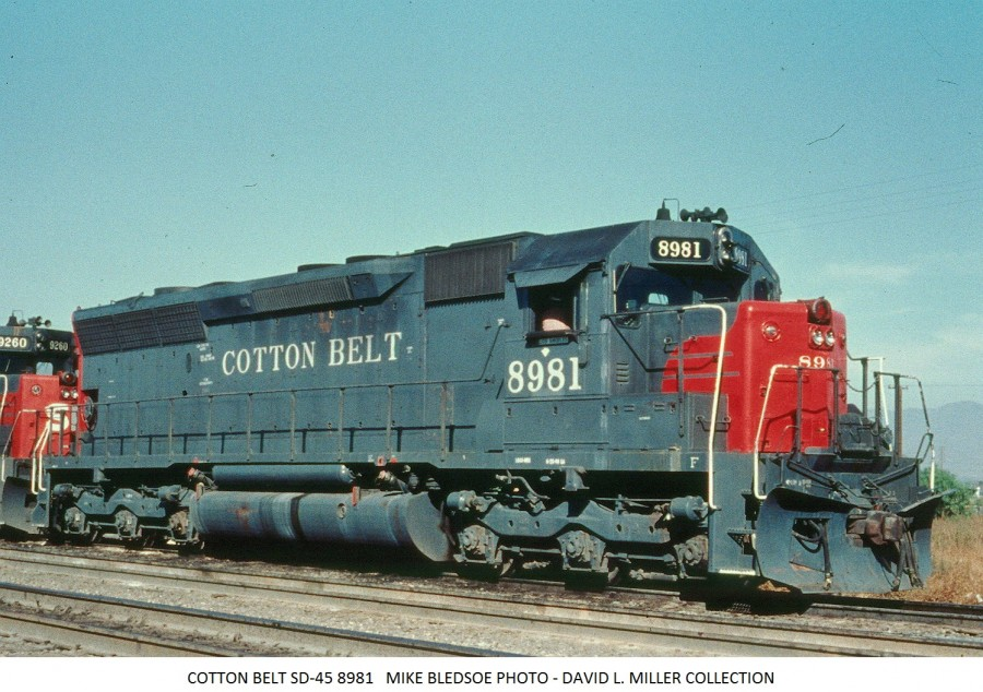 SSW (Cotton Belt)