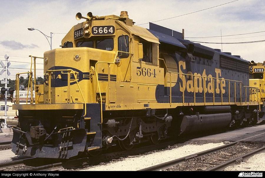 ATSF 5664