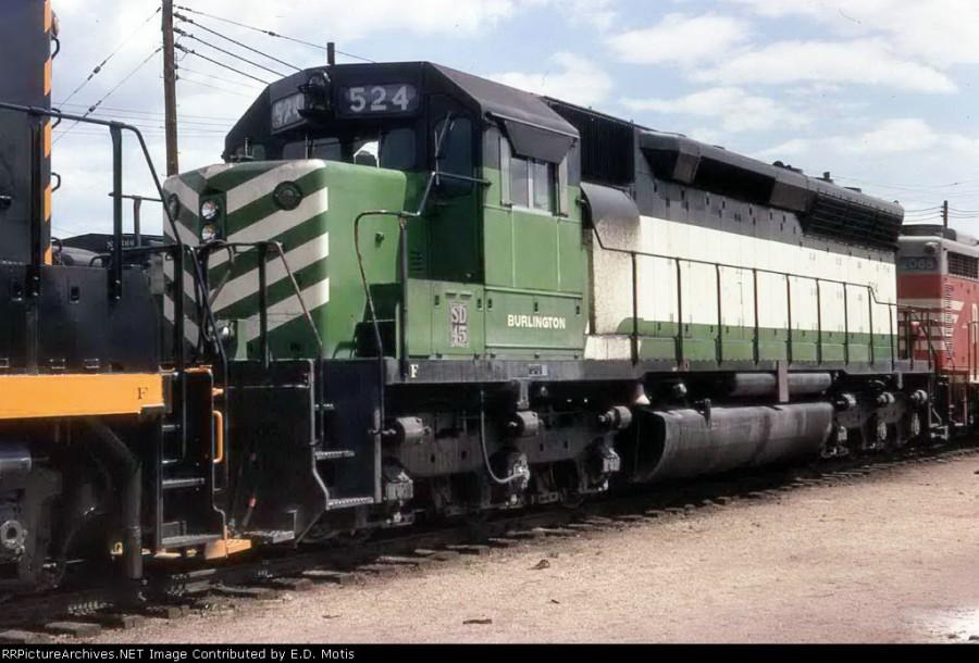 CBQ 524