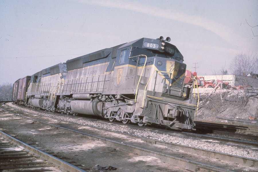 D&H 803-3