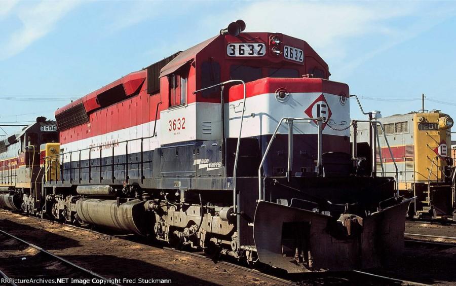 EL 3632