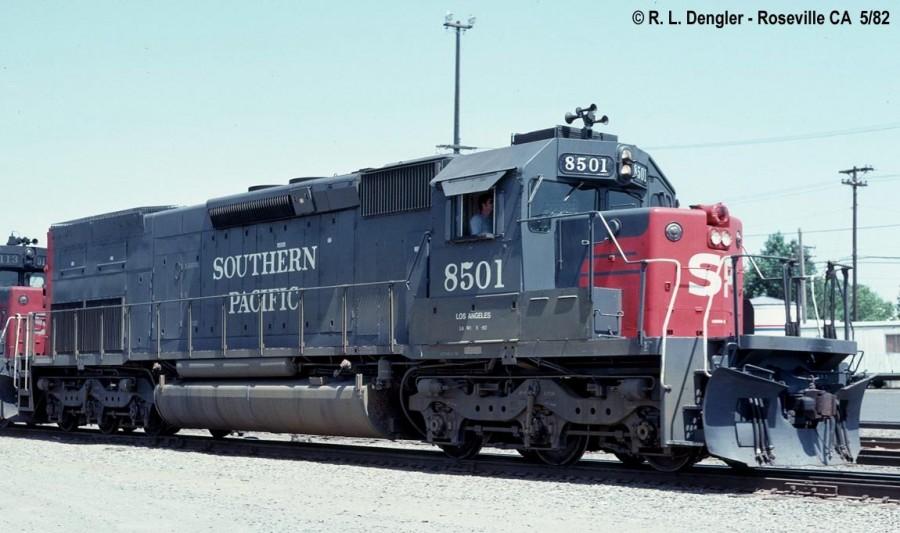 SP 8501 (Opt 1)