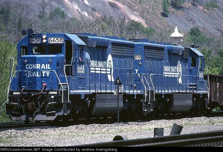 CR 6658 (Ex-EL)