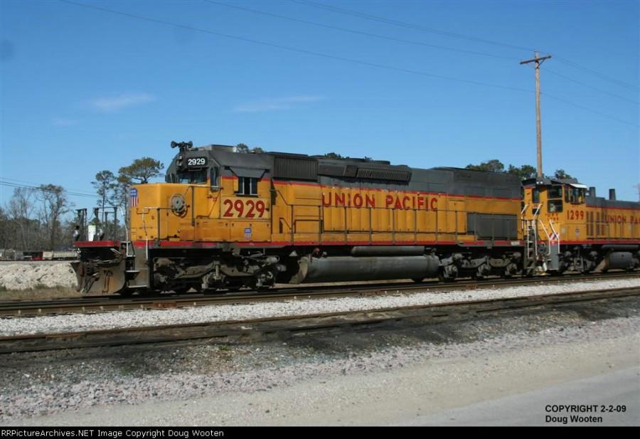 UP 2929 (Ex-SP 8558)