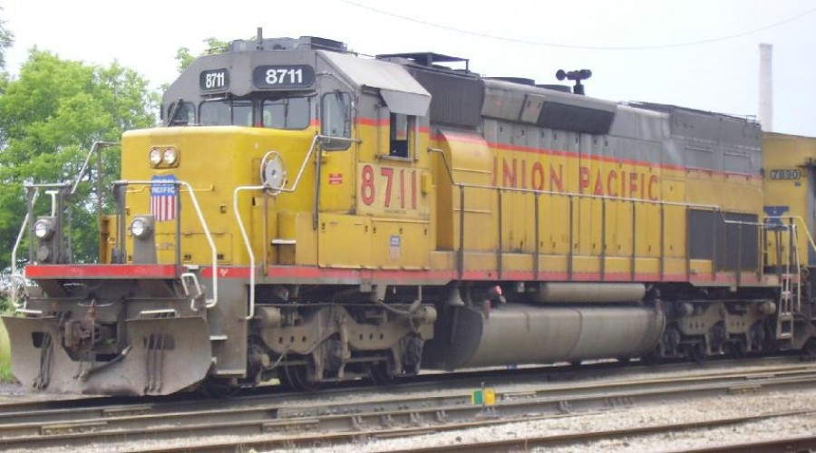 UP 8711 (Ex-SP 8509)