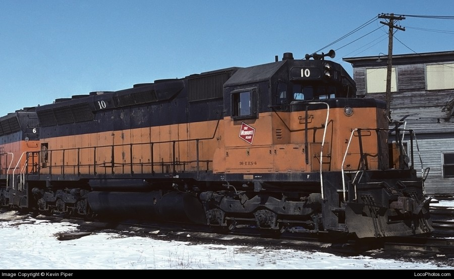 Milwaukee Road 10