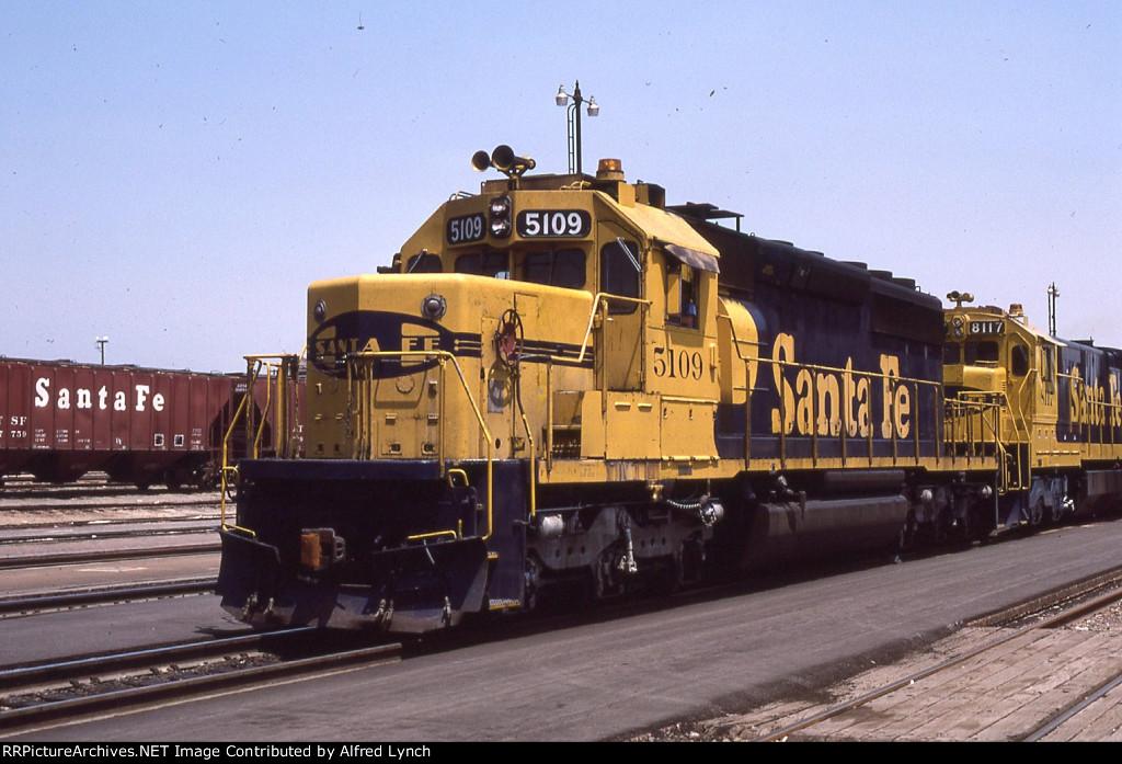 AT&SF 5109