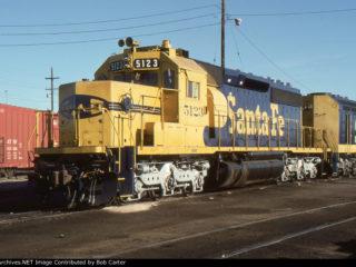 AT&SF 5123