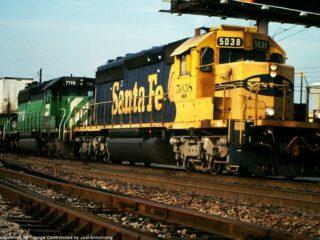 AT&SF 5038