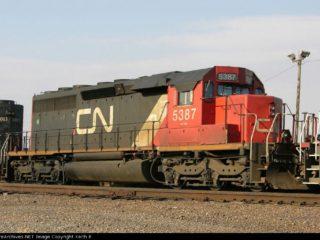 CN 5387 DL