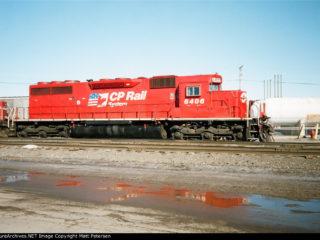 CP 6406 SD40A