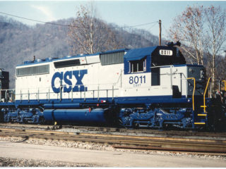 CSX_Stealth_SD40